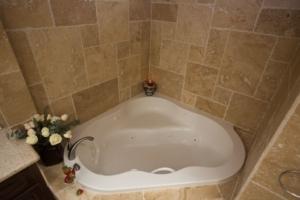 Jacuzzi Tub Master. Bathroom Penthouse