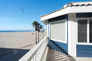 Balcony View of the Beach Penthouse