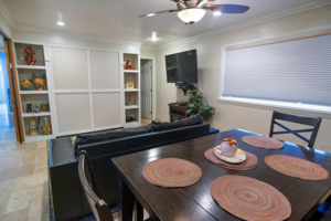 Den and Dining Area Unit B