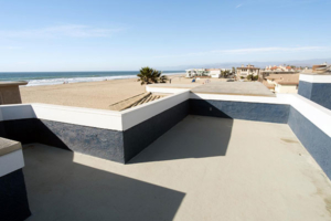 Roof Deck with Ocean View