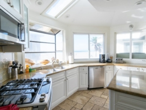 Kitchen with Ocean View Penthouse