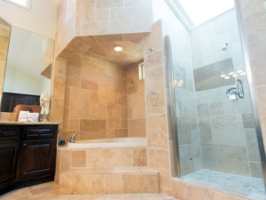 Master. Bathroom Penthouse